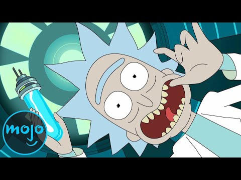 Top 10 Times Rick and Morty Broke the 4th Wall