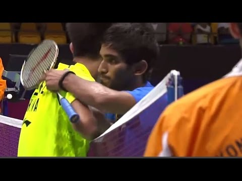 YONEX-SUNRISE HONG KONG OPEN 2014 – SF – Match 5