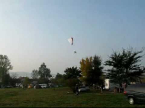 galerie Motorový paragliding ve Slovinsku