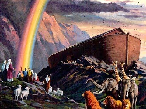 Leitura do Livro do Gênesis (Gn 9,8-15)