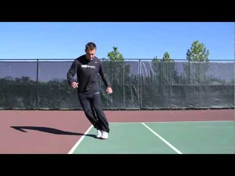 Tennis Fitness: Tennis Footwork – Quick Feet