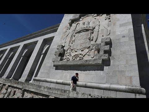 Spanien: Toter Diktator Franco wird am 10.Juni umgebett ...
