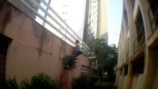Undefinable Scenes (Parkour and Freerunning)