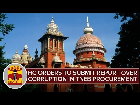 Madras-HC-Orders-To-Submit-Report-Over-Corruption-in-TN-Electricity-Procurement-Case
