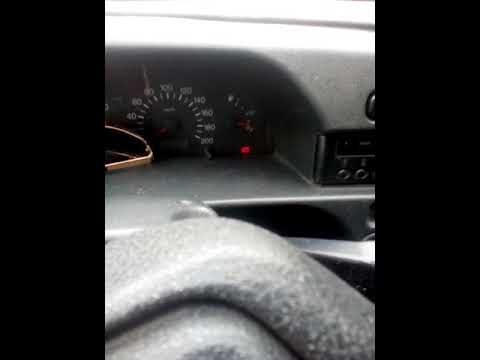 Ваз 2114 горит восклицательный знак (видео)