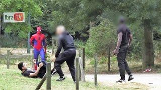 Video Racketter des Racketteurs 2   SPIDER-MAN Fights Crime (IbraTV) MP3, 3GP, MP4, WEBM, AVI, FLV Juni 2017