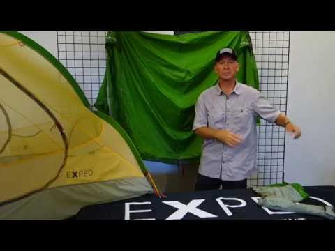 Care of Exped Tents