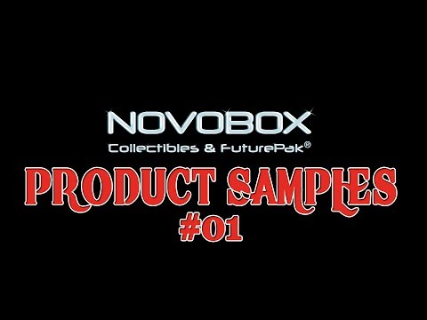 NOVOBOX || PRODUCT SAMPLES || OVERVIEW #01