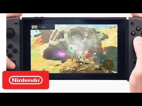 Nintendo Switch - Video Capture (видео)