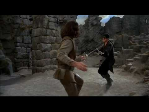 Epic Fight Scenes: #6 - The Princess Bride (Inigo Montoya vs. Westley)