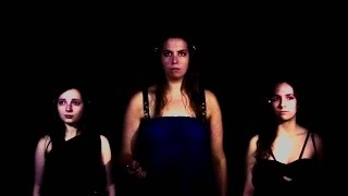 Women of the Mourning Fields - Edinburgh Fringe 2015