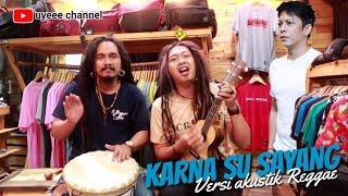 Video KEREN.. ARIEL nyanyi bareng anak reggae cover lagu KARNA SU SAYANG (akustik) Near & Dian soroea MP3, 3GP, MP4, WEBM, AVI, FLV Desember 2018