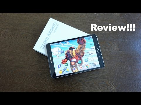 Samsung Galaxy Tab S2 8.0 Review