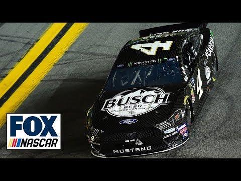 Kevin Harvick wins Duel #1 as Kligerman races his way in | 2019 DAYTONA 500 | FOX NASCAR