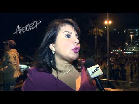 Entrevista sobre a greve