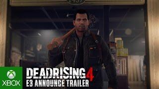 E3 - Trailer d'annuncio ufficiale
