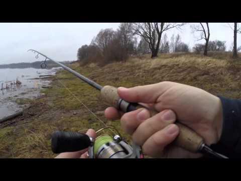 начинающему рыболову на спининг