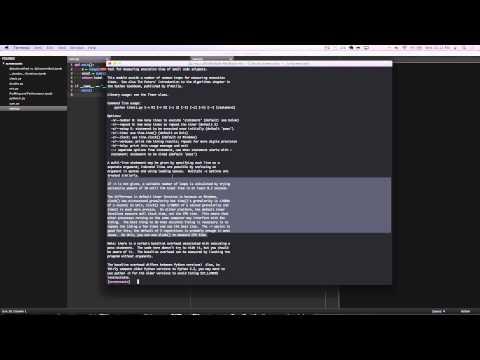 Profiling Python: Part 1 of 2