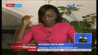 MP Joe Akech Donde On An Interview With Yvonne-Okwara-Matole On Controversial Interest Rates