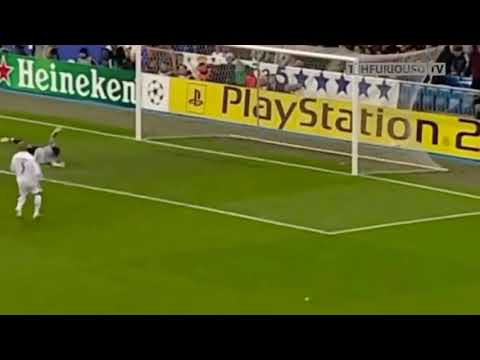 Thierry Henry World Class Goal Vs Real Madrid C.F
