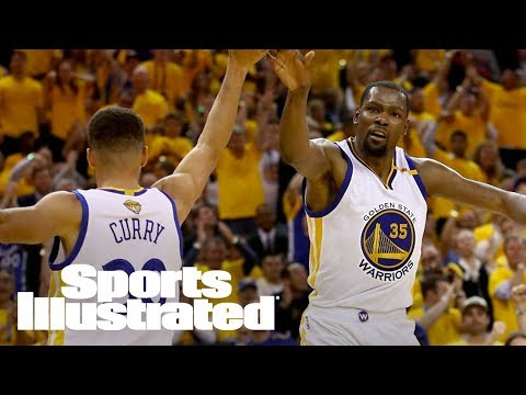 Durant & Curry Vs. Shaq & Kobe  - Who Is The Best NBA Scoring Duo? | SI NOW | Sports Illustrated