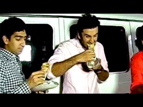 ranbir - Driving around Mumbai after-hours, feasting on kababs and rolls, and talking all things Deepika. Watch full show: http://www.ndtv.com/video/player/thank-god-...