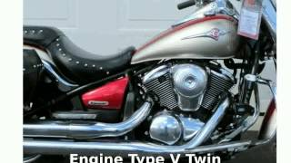 9. 2007 Kawasaki Vulcan 900 Classic Review, Specification