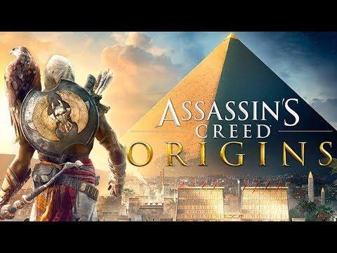 Assassin's Creed: Origins - ПЕРВЫЕ 30 МИНУТ ИГРЫ!