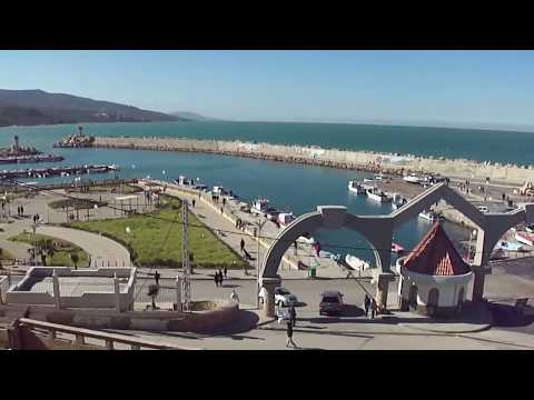 Tigzirt: scènes de vie d'estivants de juin 2012