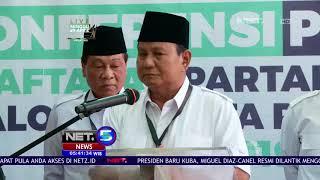 Video Mengejutkan!! Jokowi Ternyata Tawari Prabowo Jadi Wakil Presiden -  NET 5 MP3, 3GP, MP4, WEBM, AVI, FLV Mei 2019