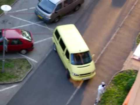 Reservé pro můj VW Transporter