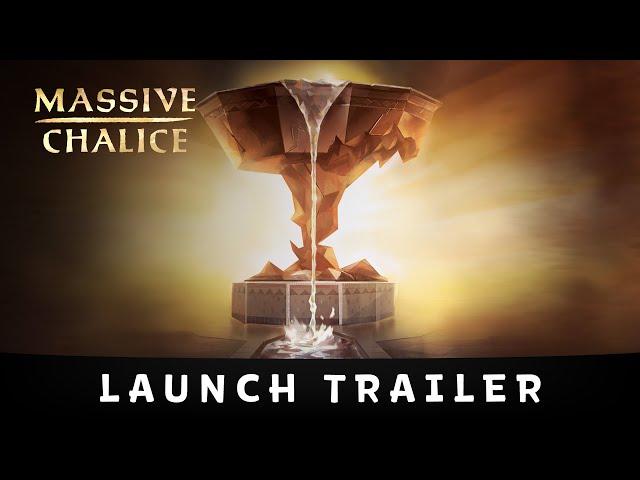 Видео к игре Massive Chalice