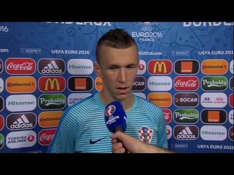 Izjava hrvatskog reprezentativca Ivana Perišića nakon Španjolske