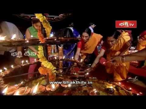 Fourth Day Celebrations of BhakthiTv Koti Deepothsavam 2014_Part 4