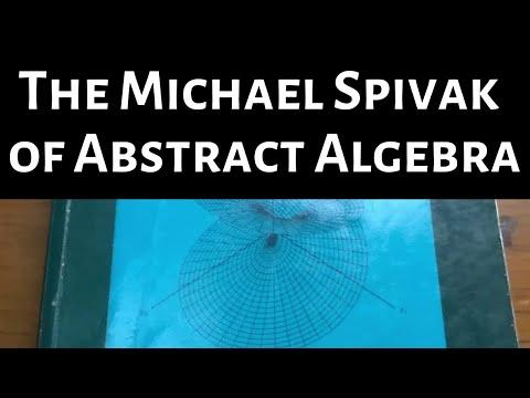 The Michael Spivak of Abstract Algebra
