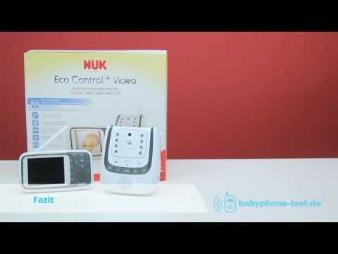 NUK Eco Control + Video Video Testbericht