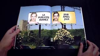 Autopromotion « Reverse thinking » par Oui Marketing