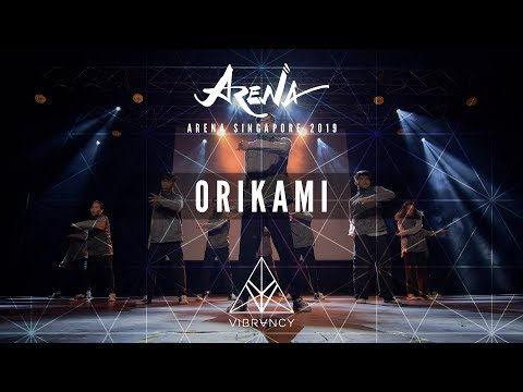 Orikami | Arena Singapore 2019 [@VIBRVNCY Front Row 4K] - Thời lượng: 4 phút, 9 giây.