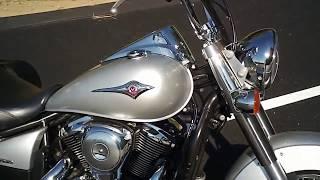 10. Kawasaki Vulcan 900 Classic Review