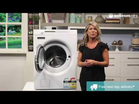 Asko W6864 8kg Front Load Washing Machine Overview - Appliances Online