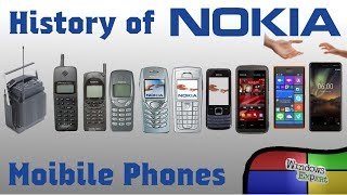Video HISTORY OF NOKIA PHONES [1982-2019] MP3, 3GP, MP4, WEBM, AVI, FLV Maret 2019