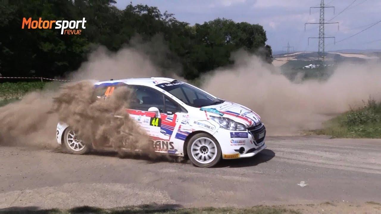 Peugeot Rally Cup 2018 - hodnotí vítězný Jan Talaš