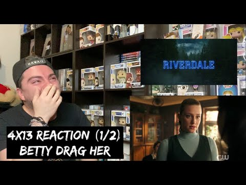 RIVERDALE - 4x13 'THE IDES OF MARCH' REACTION (1/2)