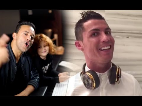 """""""VIDEO CLIP WANTED"""" CR7 & RedOne Dont You Need Somebody ft Enrique Iglesias"""