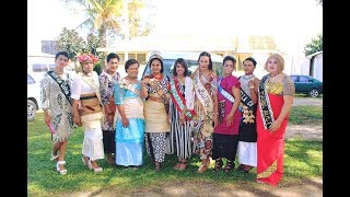 "Night 3 - "" The Beauty of Oneness "" Miss Galaxy Pageant 2017 Program at Queen Salote Memorial Hall, Kingdom Of Tonga 12th ..."