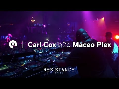 Carl Cox B2b Maceo Plex @ Resistance Ibiza: Closing Party (BE-AT.TV)