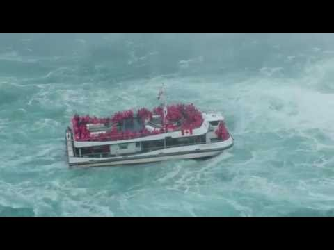 Download Niagara Water Fall Most Dangerous Video 2016 HD Mp4 3GP Video and MP3