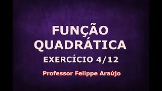 4. Determine os valores de p a fim de que a função quadrática f dada por f(x) = x² - 2x + p admita duas raízes reais e iguais.Baixe a lista completa aqui:https://files.acrobat.com/a/preview/984ad750-dbc2-46bf-ad7a-7d12b1672dbbFórum de Dúvidas:https://www.aulasparticularesrio.com.br/area-do-estudanteProvas de concursos anteriores, questões resolvidas, EsSA, EsPCex, EAM, EEAR, CFN, ENEM e diversos conteúdos teóricos do ensino fundamental ao médio.www.equipeexpoente.com.br