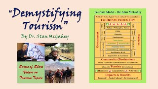 Link: https://youtu.be/GTPYKQ3Jlcc Script - V-16 Environmental Impacts of Tourism (Cut) Link: Slide #1: Welcome to video #16 in my series of presentations that ...
