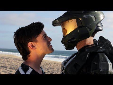 Tekst piosenki The Warp Zone - I'm in Love With Halo po polsku